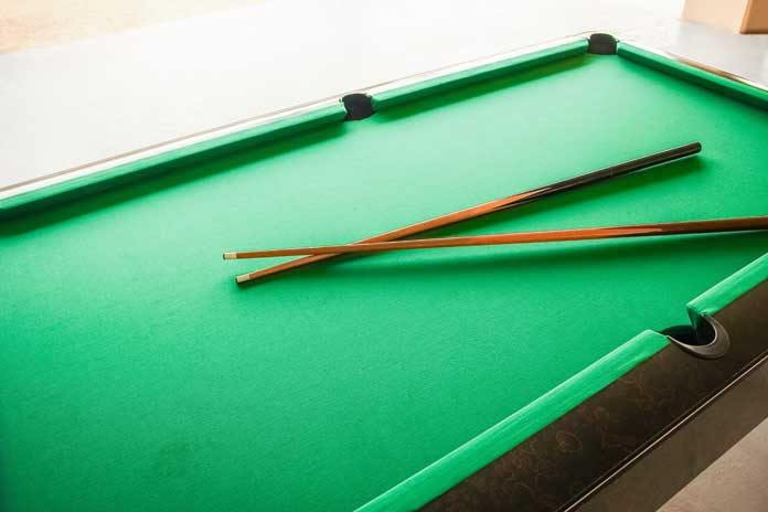 How Much Does It Cost To Refelt A Pool Table Diy And Professional Costs Man Cave Advisor