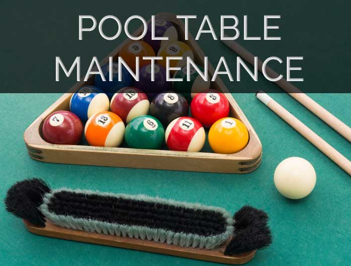 How To Clean Your Pool Table