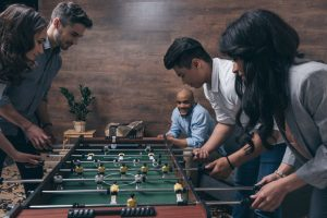 Table Soccer Rules